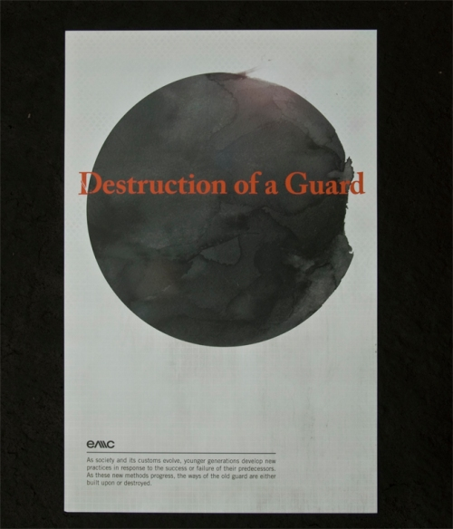 Destruction of a Guard