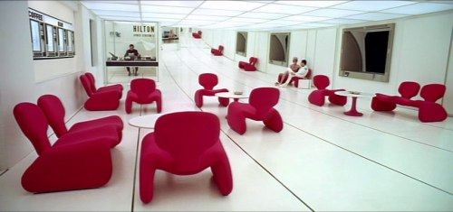 2001 A Space Odyssey is an outofworld experience